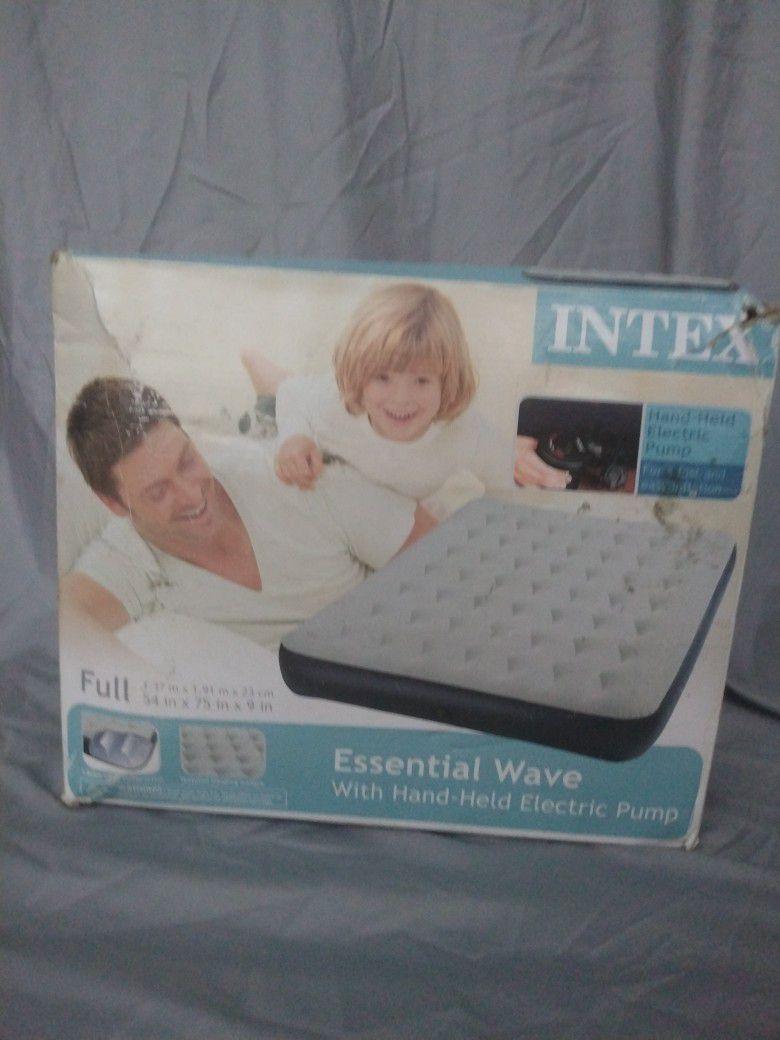 Intex Air Mattress Full
