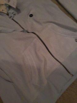 Hollister zipped hoodie Thumbnail