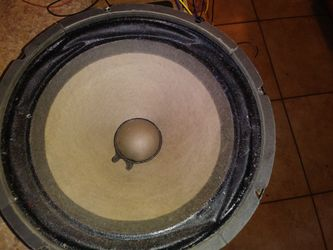 Marantz 12 inch speakers with crossovers Thumbnail