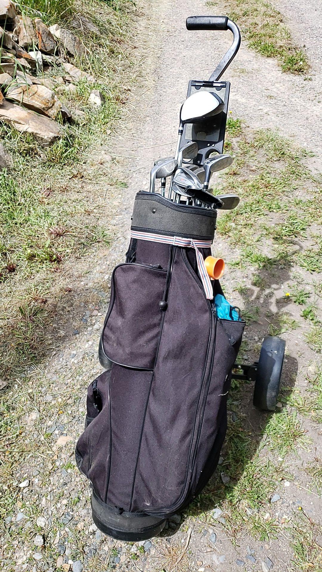 Tour edge golf clubs