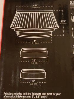 RedLine Performance Air Filter NEW  Thumbnail