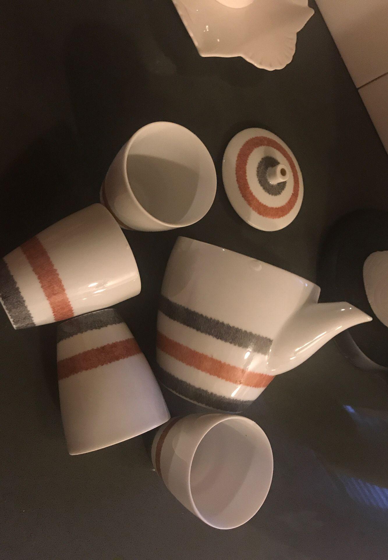 Noritake -Tea set