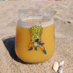 Spongebob X Dragonball Z Thumbnail