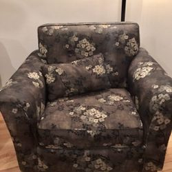 Living Room Chair Custom Designed  Thumbnail