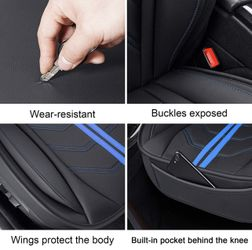 Leather Car Seat Covers Thumbnail
