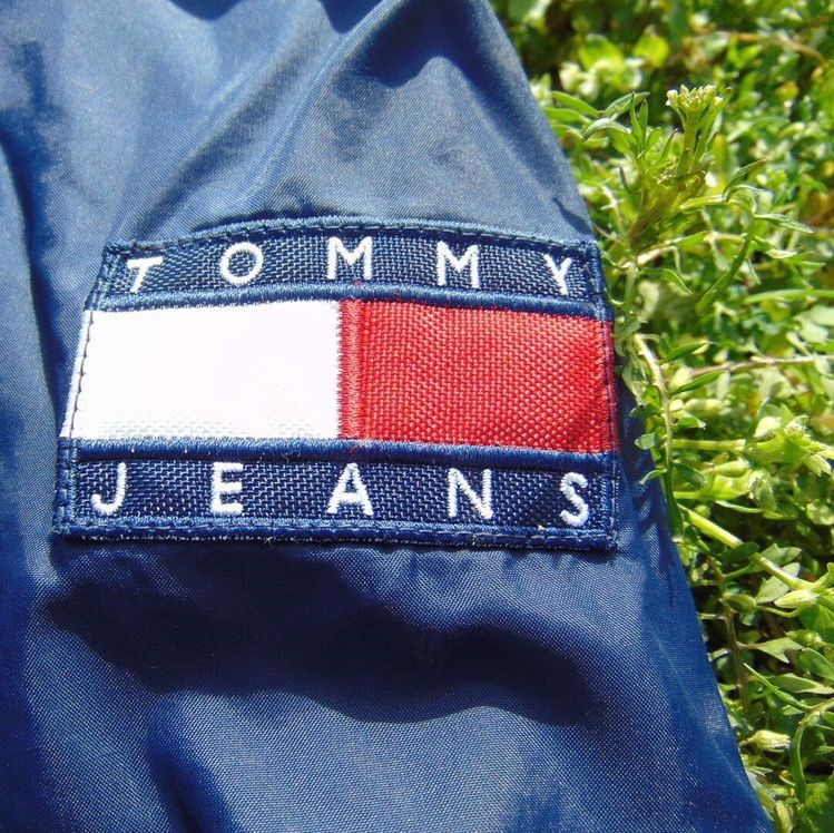 Vintage tommy jeans Windbreaker