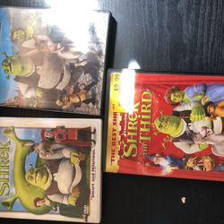 Shrek 1-3  Bundle Deal  Thumbnail