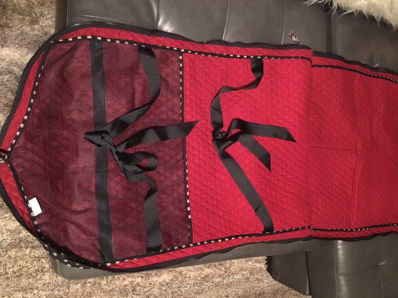2 Vera Bradley Garment Bags
