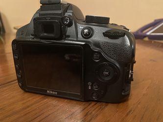 Nikon D3200 Thumbnail