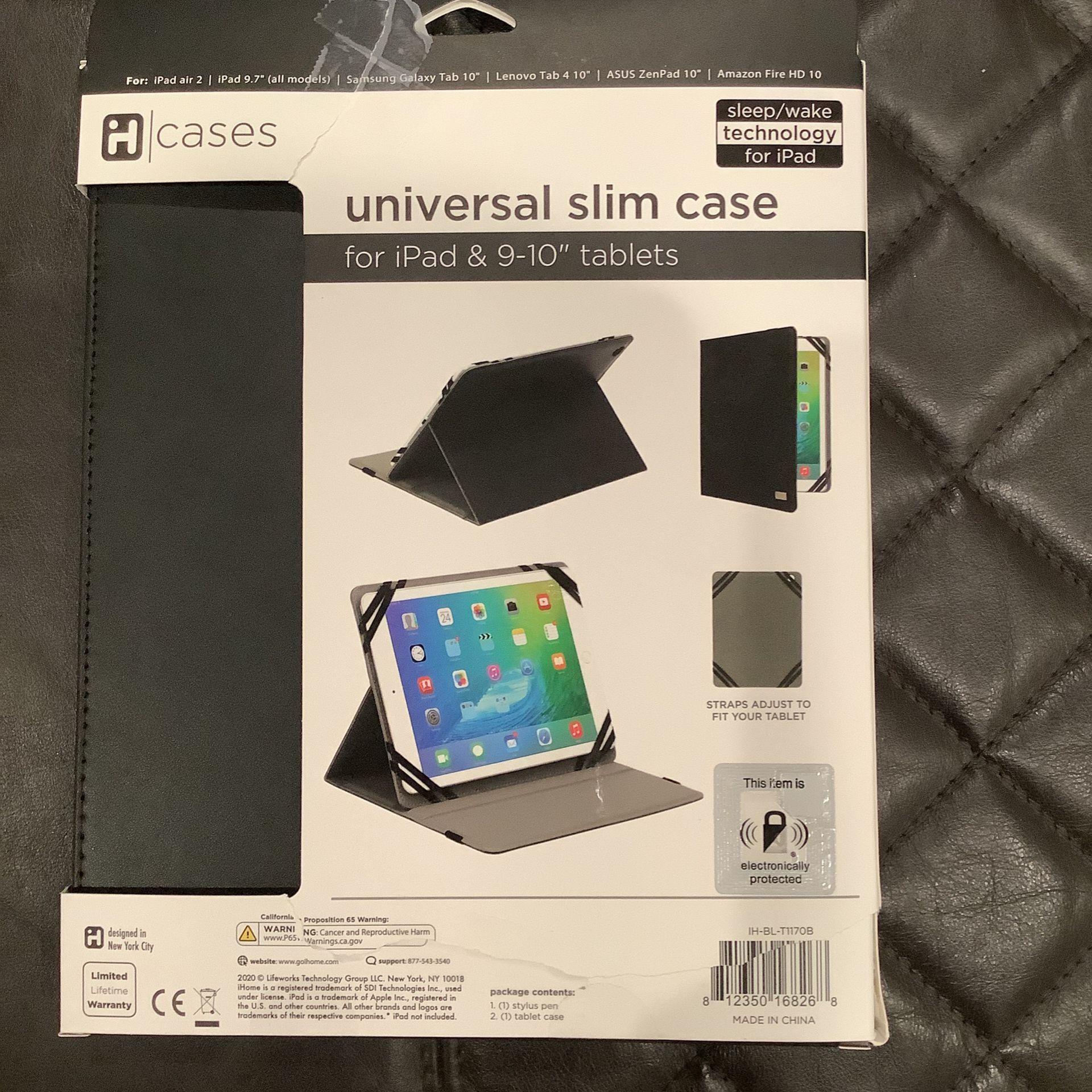 iPad/tablet Case