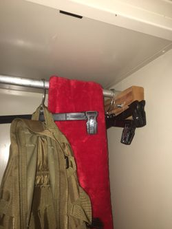 $100 OBO, Wall locker/Storage Cabinet/Military Furniture Thumbnail