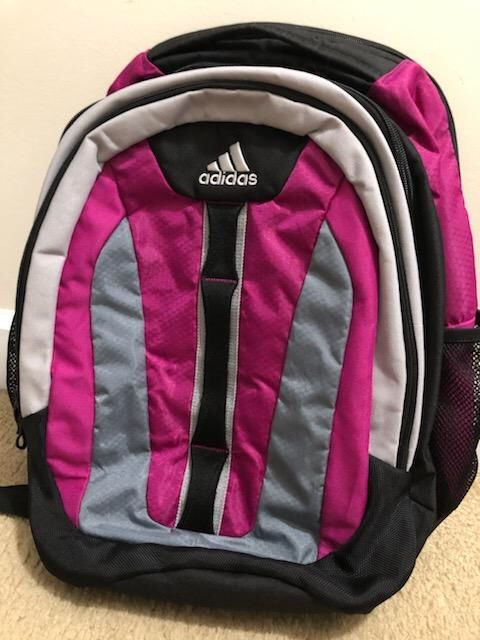 Adidas Prime XL Backpack (like brand new and no holes or stains)