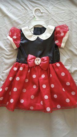 Minnie Mouse infant costume Thumbnail