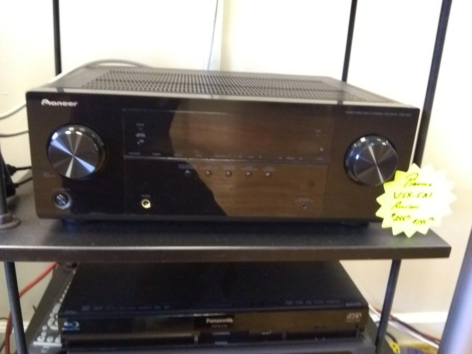 Marantz surround sound receiver
