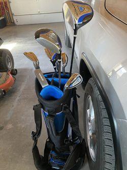 Left-handed golf clubs men's Thumbnail