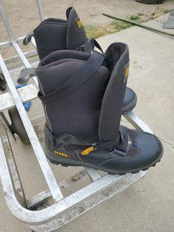 Snowmobile Boots Size 10 Thumbnail