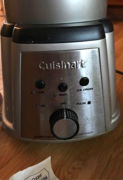 Cuisinart CB-600FP blender food processor Thumbnail
