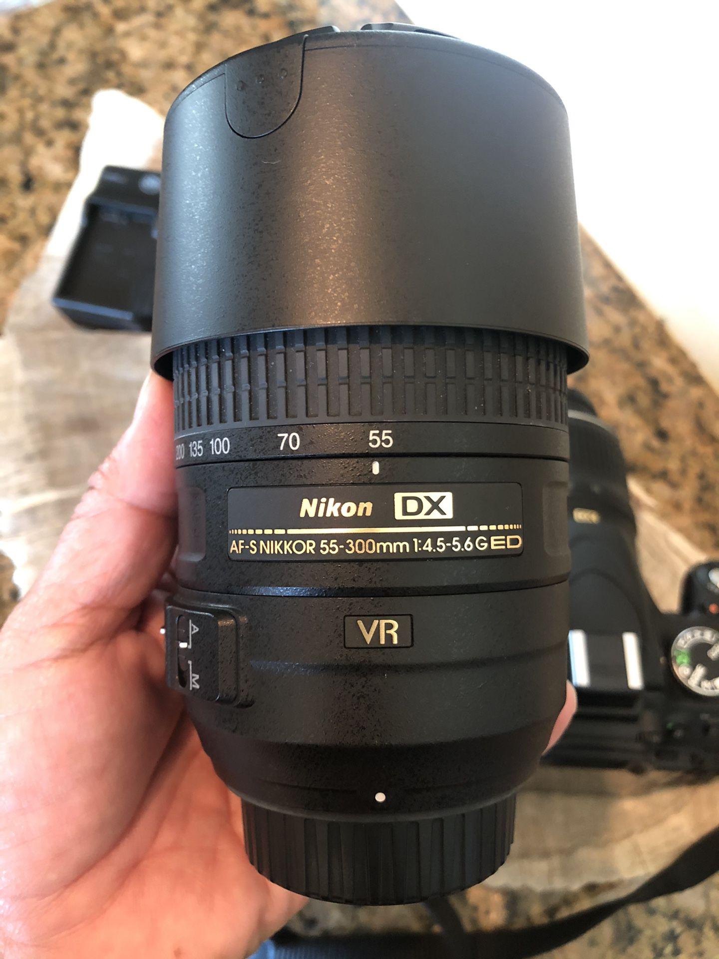 Nikon D5100 Bundle with lenses