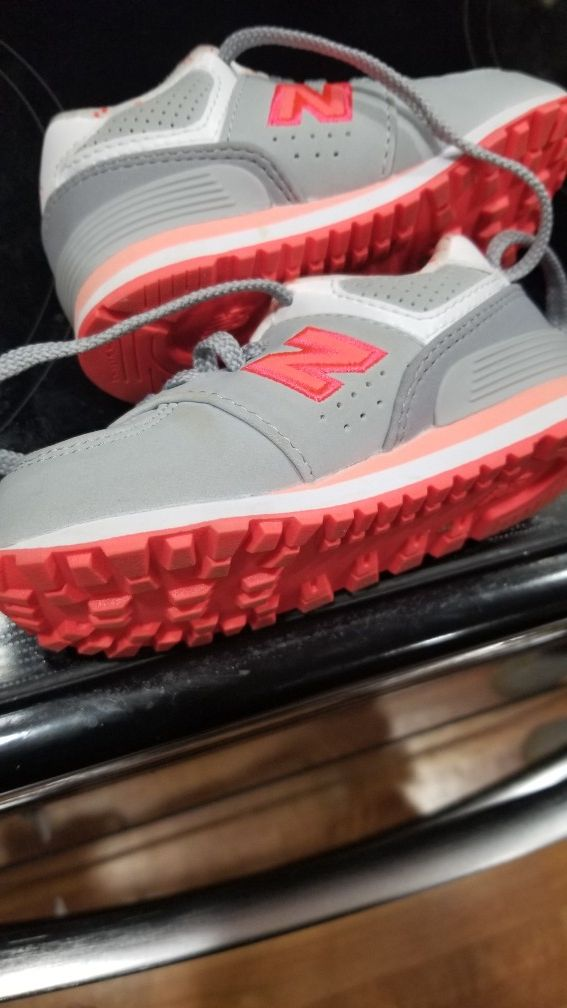 New balance toddler sneakers shoes