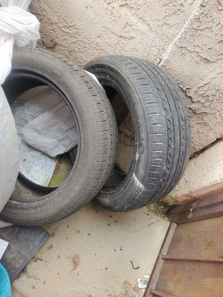 Tires 17'