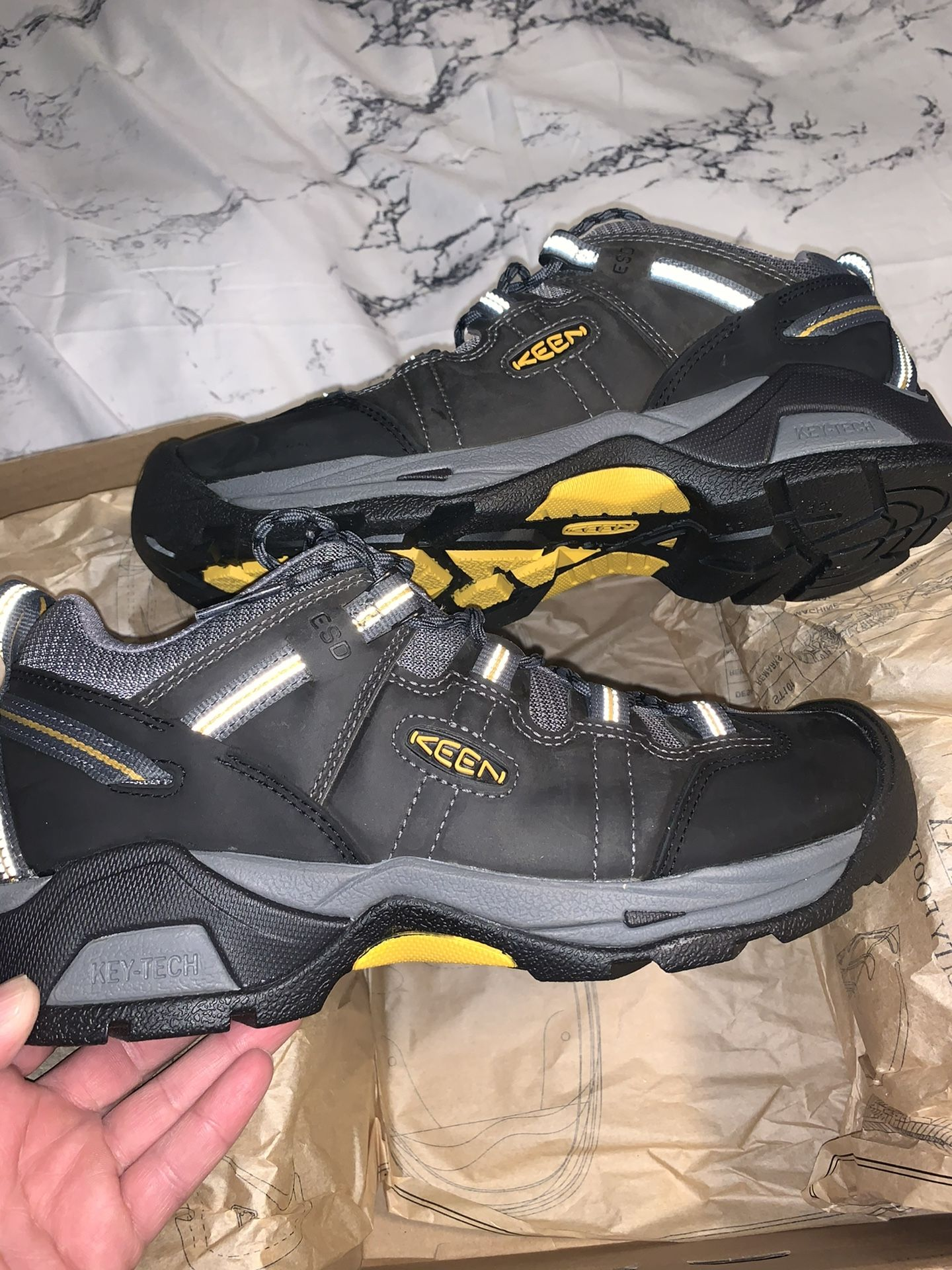 Keen Soft Toe Boot