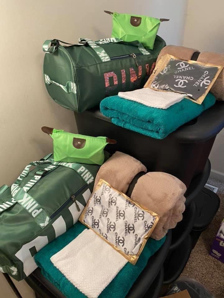 Spend The Night Bag