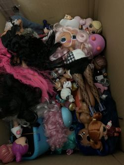 LOL Doll House, Dolls  and Misc. Accessories Thumbnail