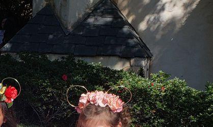Mickey custom ears for princesses Thumbnail