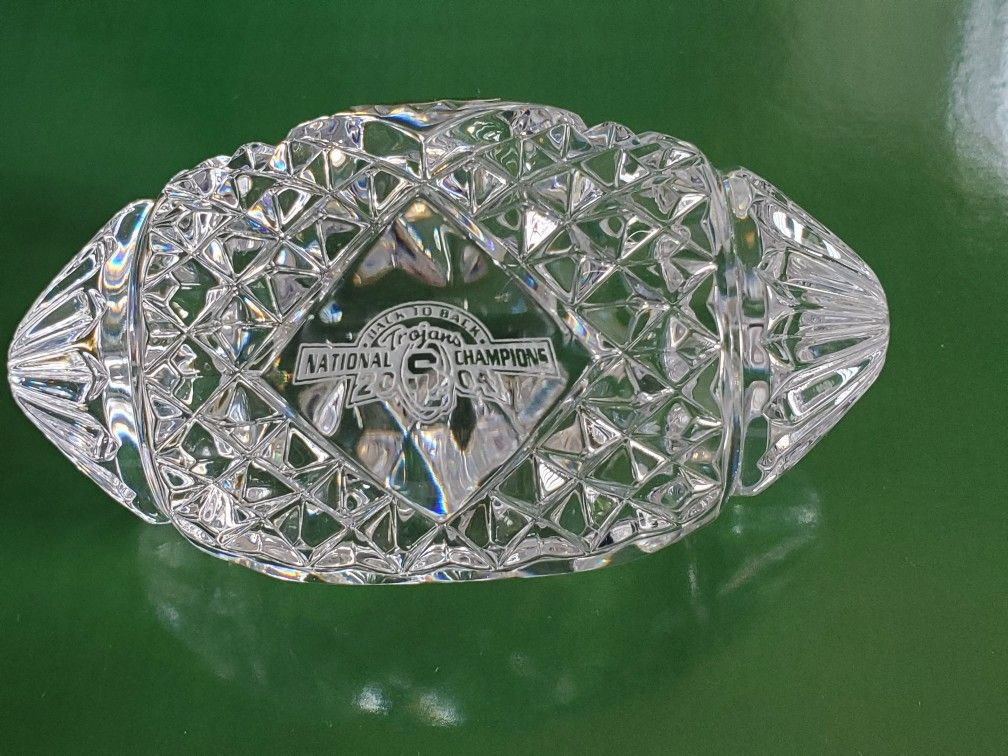 USC 03/04 Championship Crystal