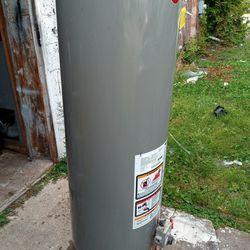 Hot Water Tank Gas( Rheem) Thumbnail