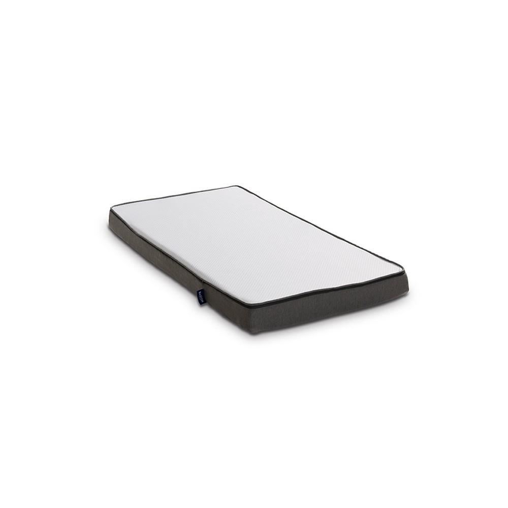 Baxton Studio Emery 6-Inch Dual Layered Hypoallergenic Twin Size Memory Foam Mattress
