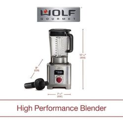 Wolf high performance blender Thumbnail