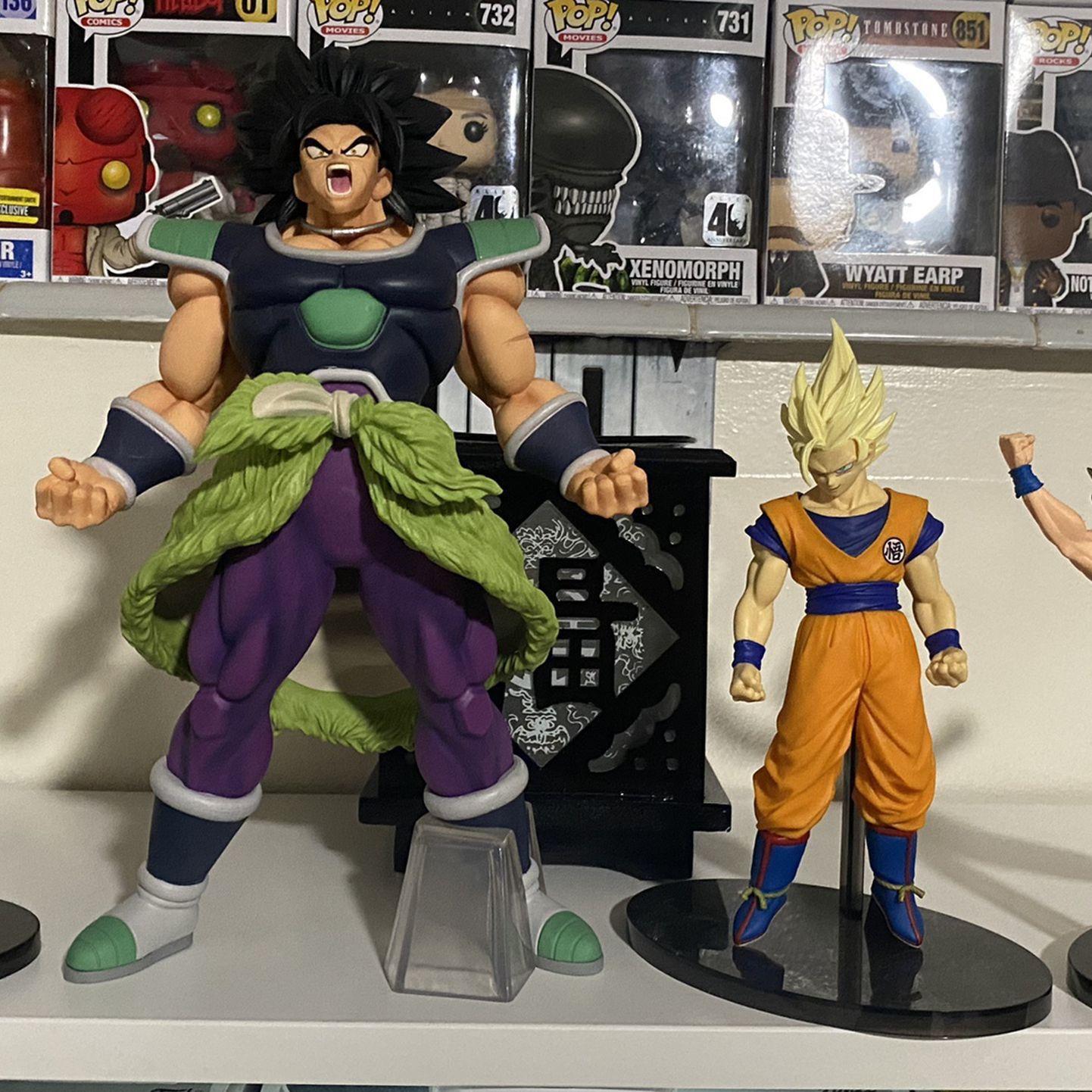 DragonballZ Figures