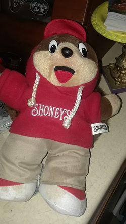 Shoney's bear Thumbnail