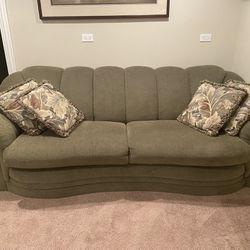 2 Person Sofa And A Sofa Sleeper Thumbnail