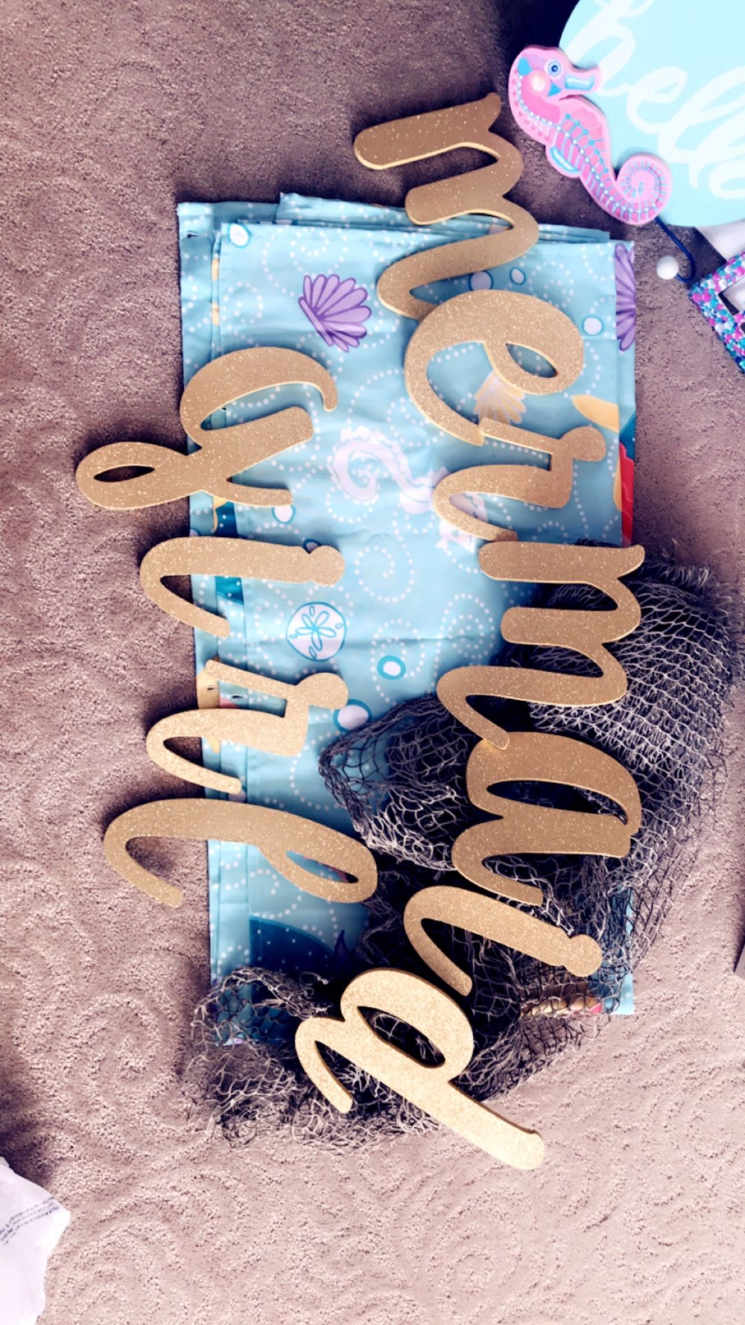 Girls Mermaid Bedroom Decor (EVERYTHING you need to Decorate a lil girls room)