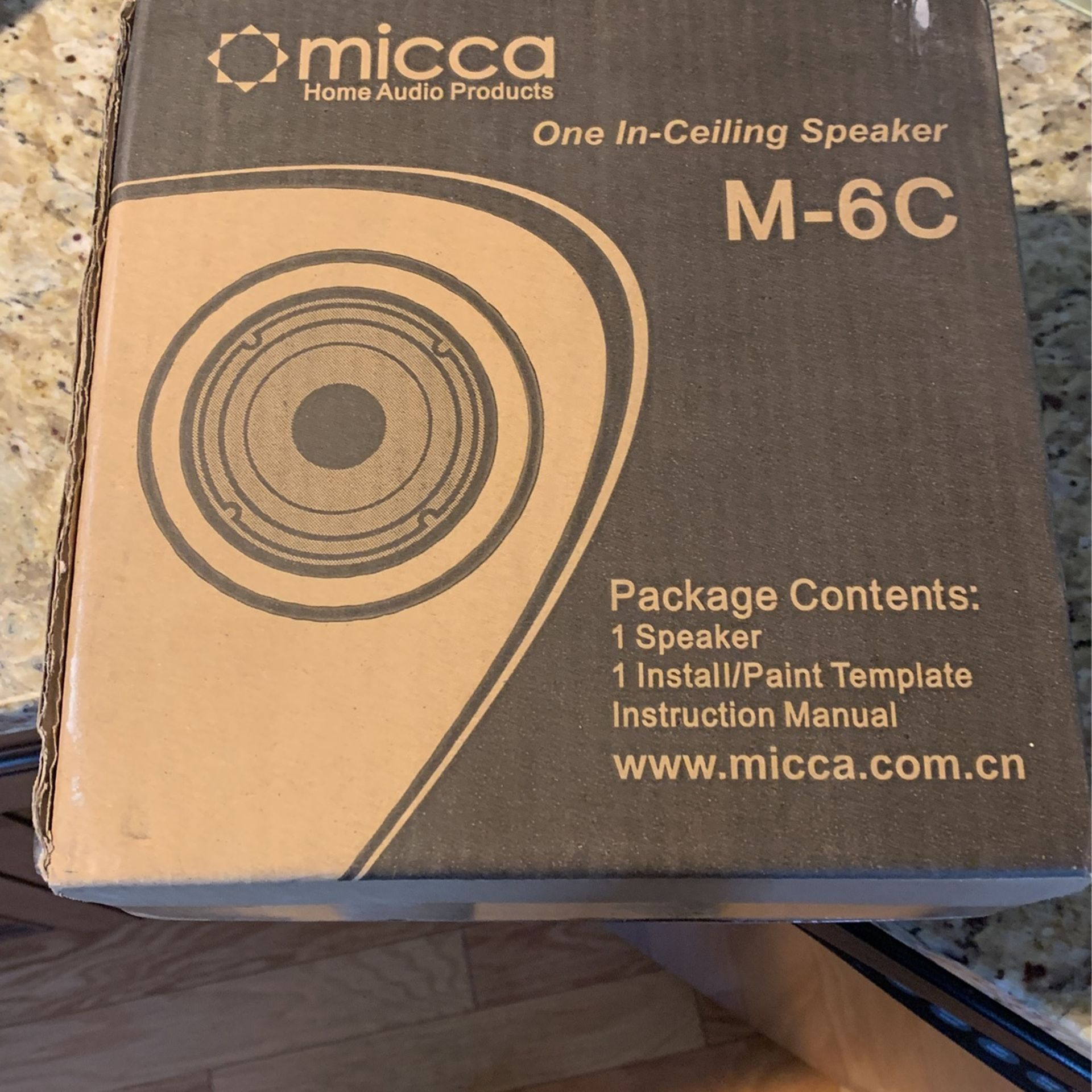 BRAND NEW !! HOME THEATER 6.5 100W EA  SPEAKERS I HAVE (3) PRICE IS FOR ALL 3
