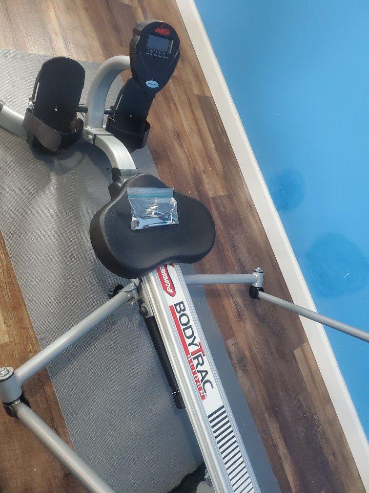 New Stamina Body Trac Glider
