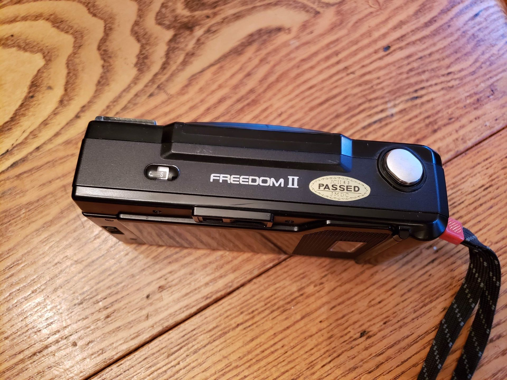 Minolta Freedom II Film Camera
