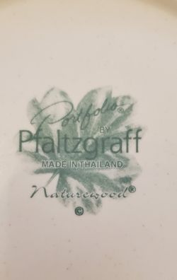 Pfaltzgraff dish setting for four - Naturewood Thumbnail