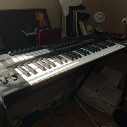 Novation MIDI Keyboard Thumbnail