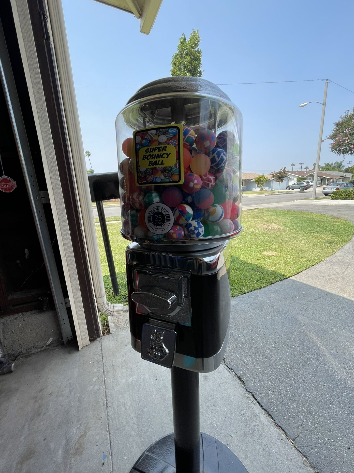 Gumball Candy Machine