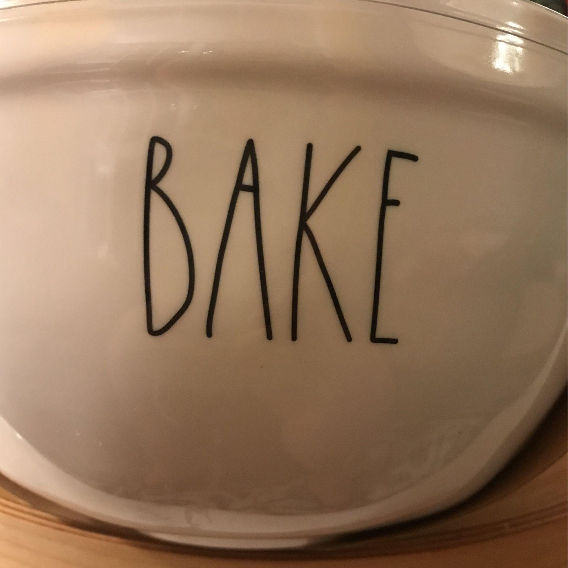 RAE DUNN - Baker Set