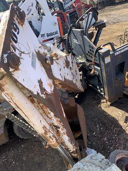 Backhoe Attachment 709 Bobcat  Thumbnail