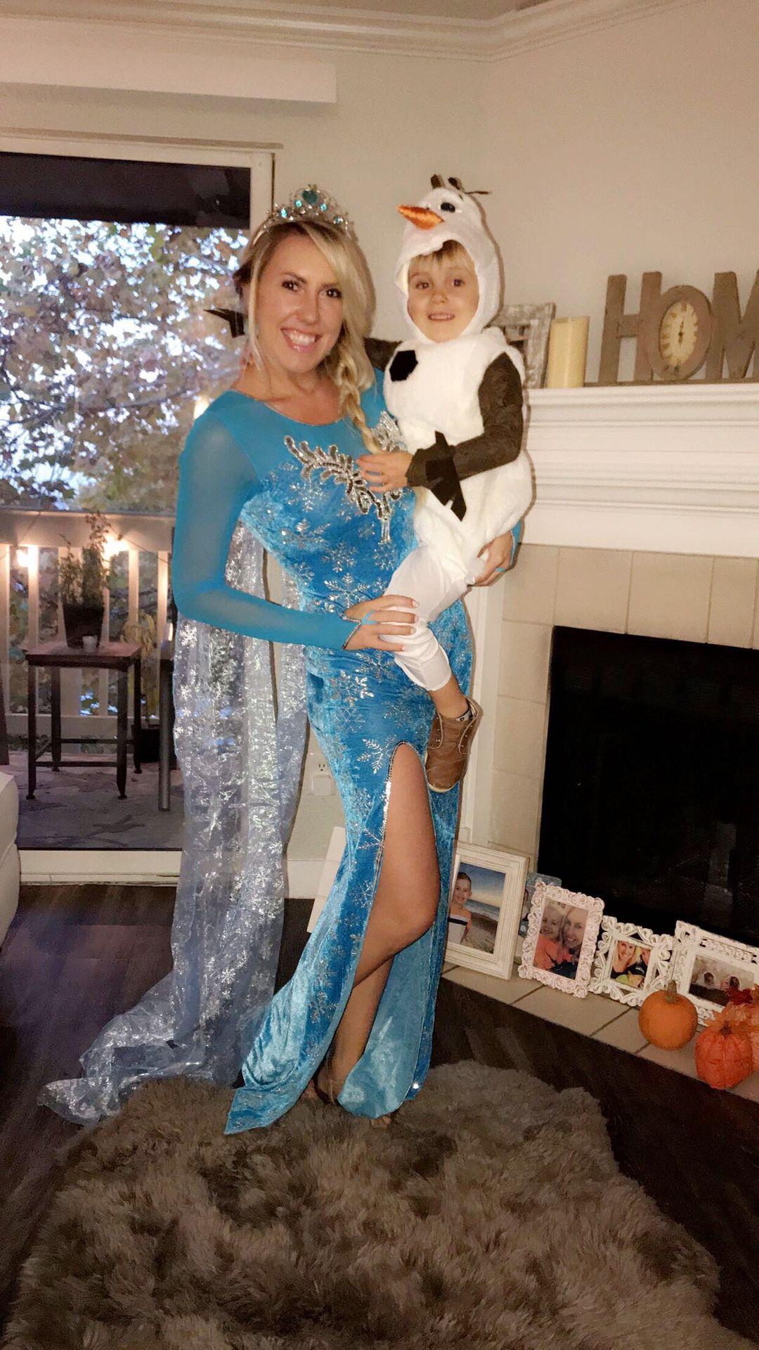 Disney Olaf costume