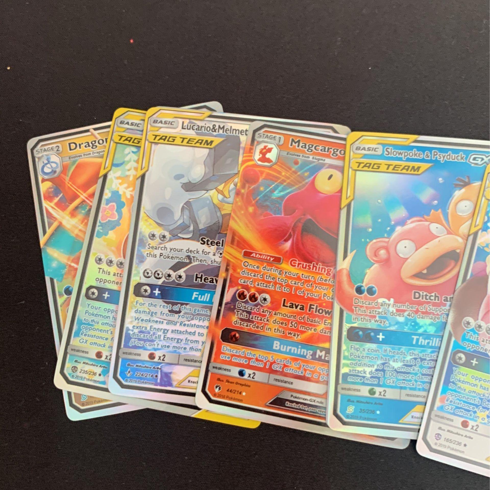 Pokémon  Tag Team 20 Piece All Gx