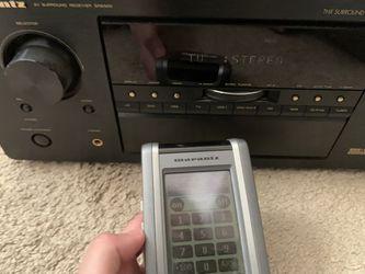 Marantz Surround Sound System - Receiver With Remote Thumbnail