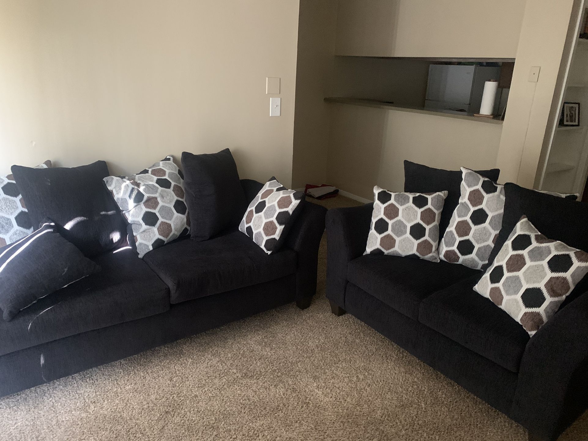 Couch Set Brand New