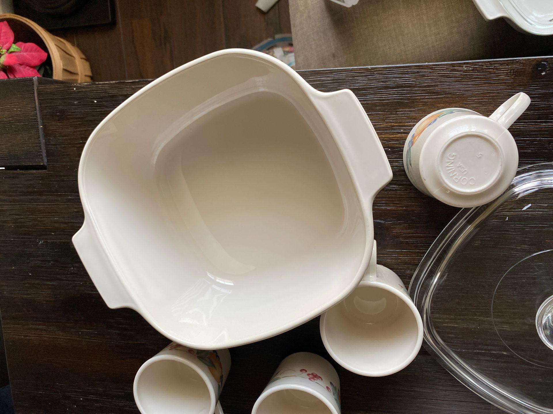 Corningware set