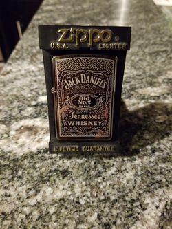 Zippo Jack Daniel's Old #7 Thumbnail